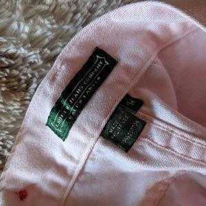 Lauren Ralph Lauren Pants - 👖✨🌺 RALPH LAUREN Pink Pastel Crops
